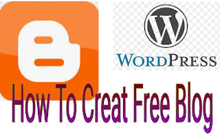how-to-creat-free-blog