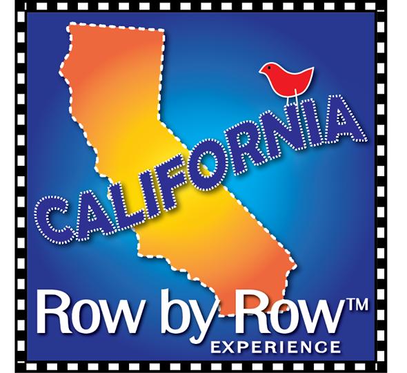 Ramblin Rows California Row By Row