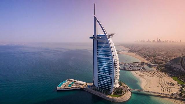 Dubai Sudah Bisa Dikunjungi Wisatawan Mancanegara