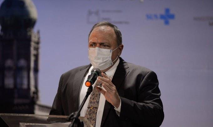 Pazuello promete vacinar 170 milhões de brasileiros até dezembro