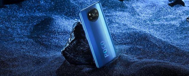 Poco x3 NFC cobalt Blue