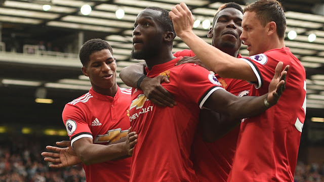 Kecemerlangan Lukaku berterusan di Manchester United