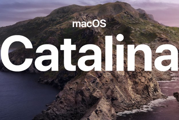 MacOS Catalina - Αναβάθμιση