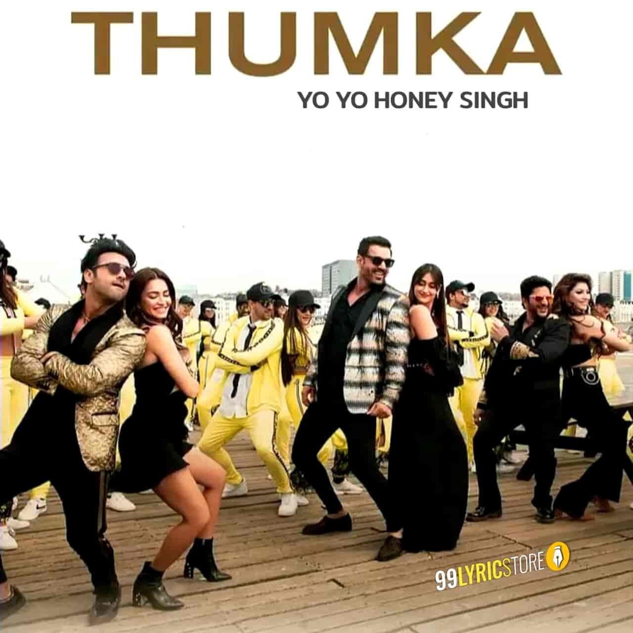 Thumka Lyrics Images