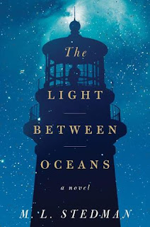 Book cover for The Light Between Oceans in Didsbury book group