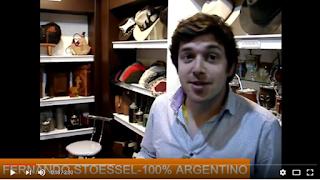 100% Argentino en Expo Aicacyp