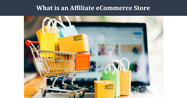 What is an Affiliate eCommerce Store