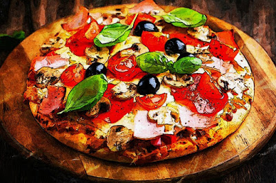 Recipe For Vegetable Pizza
