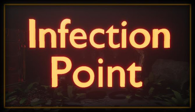 Infection Point a unique adventure game about survival about zombies, made in the classical style with a view from above