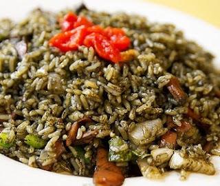 Cara Membuat Nasi Goreng Cumi Enak Puolll