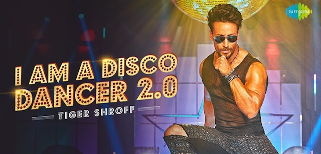 I Am A Disco Dancer 2.0 Lyrics - Benny Dayal | Tiger Shroff