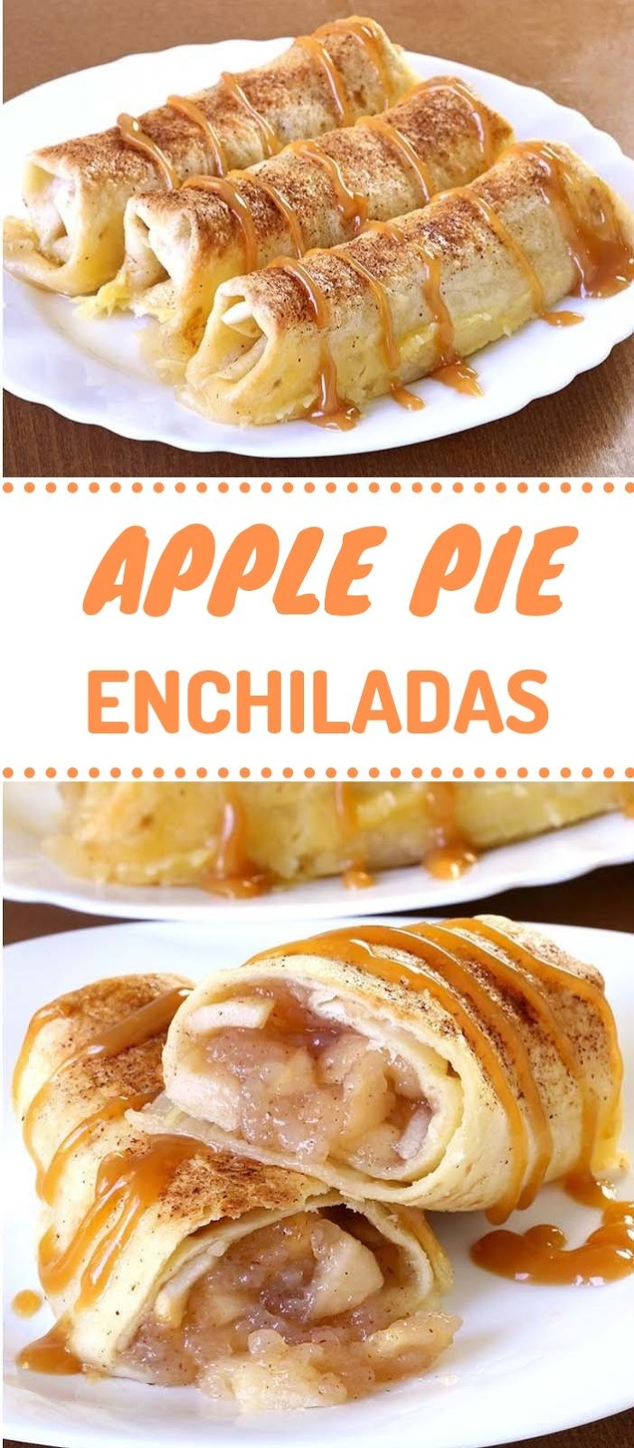 Apple Pie Enchiladas | Dessert Recipes Easy, Dessert Recipes Healthy, Dessert Recipes Peach, Dessert Recipes Simple, Dessert Recipes Best, Dessert Recipes Fall, Dessert Recipes Chocolate, Dessert Recipes For Summer, Dessert Recipes Videos, Dessert Recipes No Bake, Dessert Recipes Fancy, Dessert Recipes Cake, Dessert Recipes Christmas, Dessert Recipes Apple, Dessert Recipes Quick, Dessert Recipes Cheesecake, Dessert Recipes Cookies, Dessert Recipes Keto. #Dessert #Apple #Applepie #Enchiladas