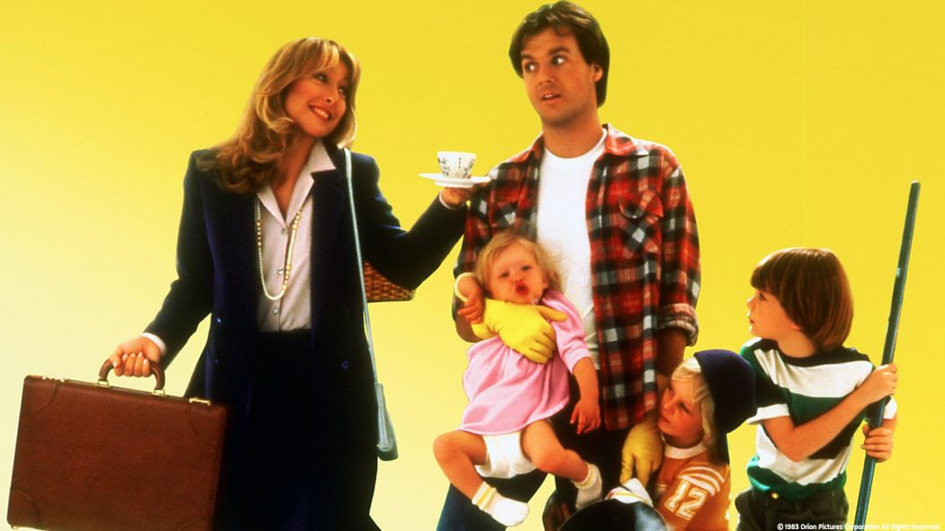 Mr. Mom Ordered To Series By Vudu