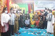 "Wabup Yohanes Ontot hadir kegiatan Ritual Tolak Bala ""Bakaua"" yang digelar IKSB Sanggau"