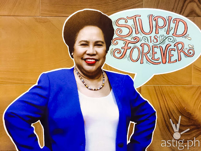 READ: 10 Of Former Sen. Miriam's Best Pick-up Lines Ever!