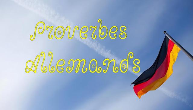 L'Allemagne en proverbes