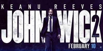 John Wick Chapter 2 (2017) English Movie Download HDTS