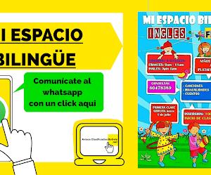 CLASES DE INGLÉS Y FRANCES PARA NIÑOS (LA PAZ)
