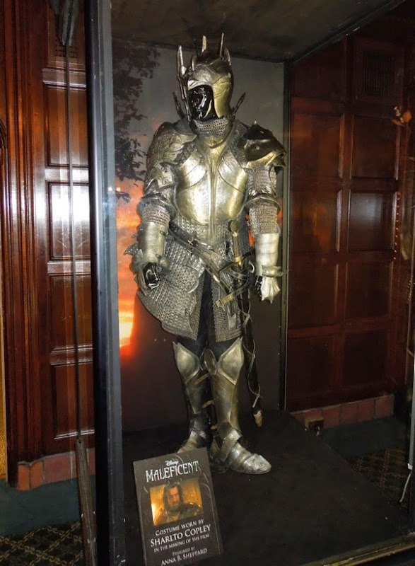 Disney Maleficent King Stefan battle armour