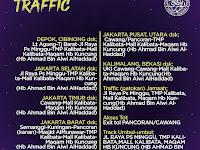Traffic Lapangan Belalang Kalibata Nurul Musthofa