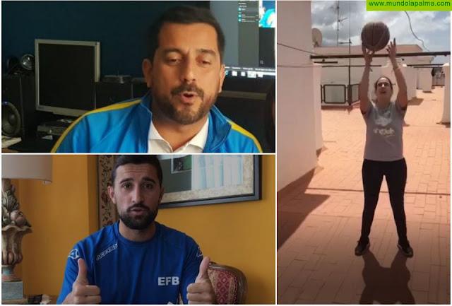 El Ayuntamiento de Los Llanos de Aridane promueve la práctica deportiva para hacer en casa