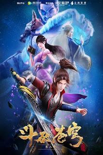 Anime Doupo Cangqiong 2