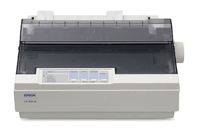 Epson LX 300+ II Driver Download