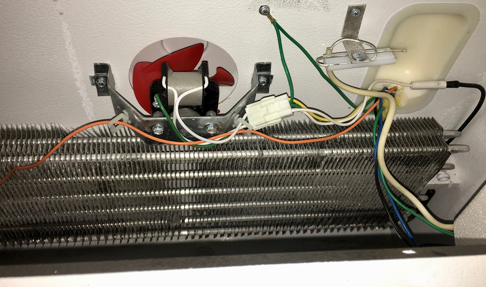 Syonyk's Project Blog: Freezer Repair and Thermostat Teardown