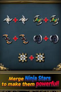Merge Ninja Star 2 apk mod