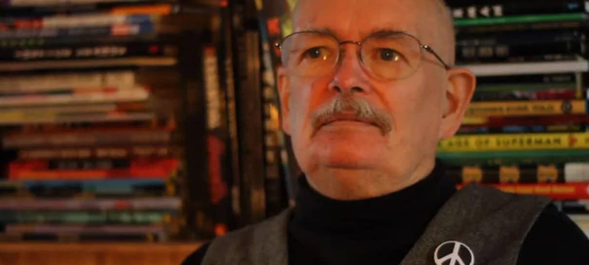Roteirista do Batman, Denny O'Neil, morre aos 81 anos.