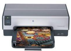 HP Deskjet 6543 Color Inkjet Printer drivers  Download