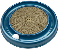 The Turbo Scratcher cat toy is a favorite at my house.