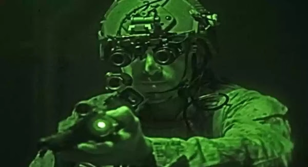 Αόρατοι στρατιώτες: Συσκευή καμουφλάζ θα τους κρύβει από κιάλια νυχτερινής όρασης κι ανιχνευτές