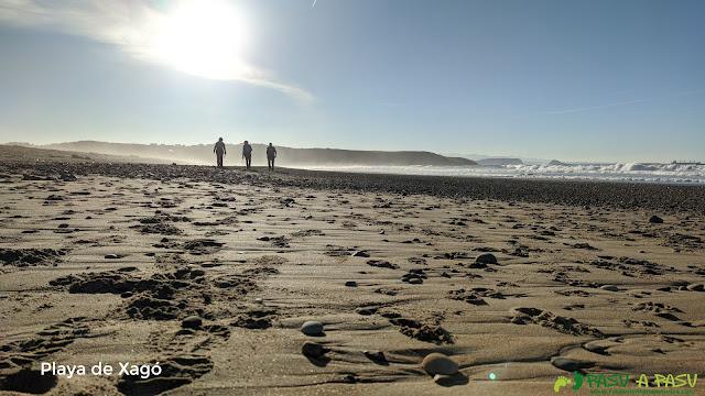 Playa de Xagó
