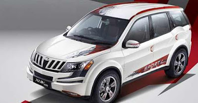 New Mahindra XUV 500 wallpaper