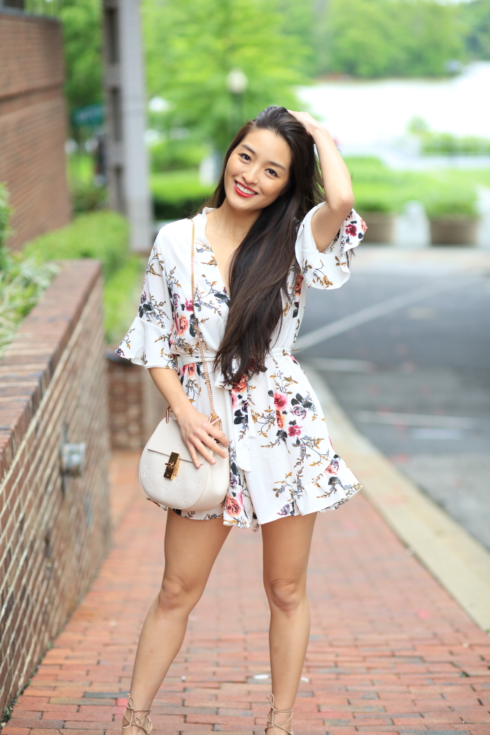 Spring Rompers