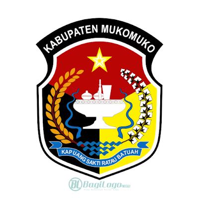 Kabupaten Mukomuko Logo Vector