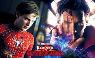 Tobey Maguire rumored to join Dr Strange in the Multiverse of Madness