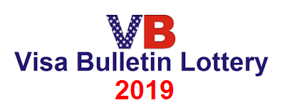 Visa Bulletin For March Lottery 2019 ( Interviews April
