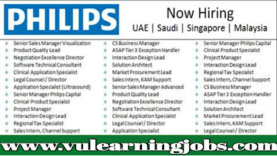 Philips Careers | UAE KSA USA UK Singapore Malaysia India