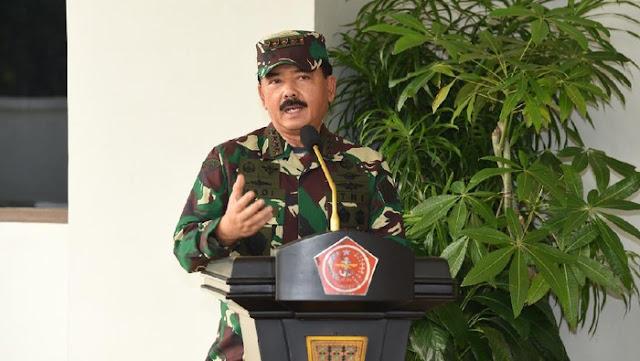 Panglima TNI : Perwira Remaja Harus Siap Menghadapi Perang Modern
