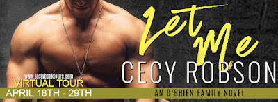 Spotlight:  Let Me by Cecy Robson