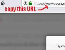 see all answers on Quora and bypass login