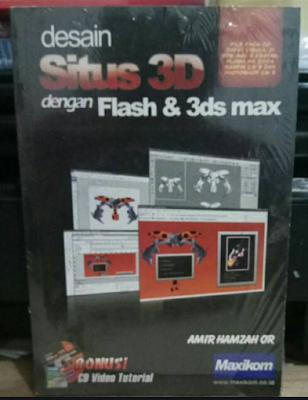 Desain Situs 3D Dengan Flash & 3ds Max