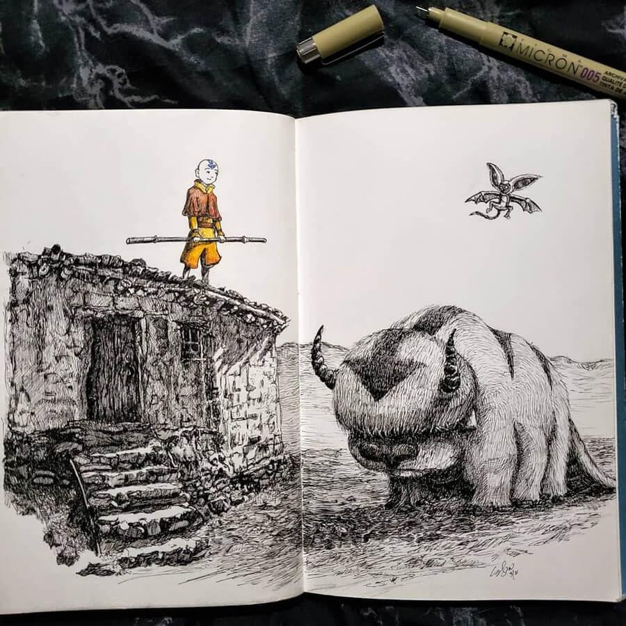 09-A-fantasy-adventure-Andy-Saputo-www-designstack-co