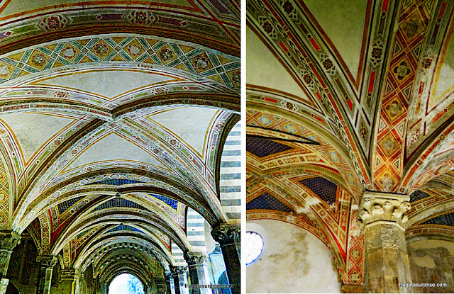 Florença - Basílica de Santa Maria Novella - Claustro Verde