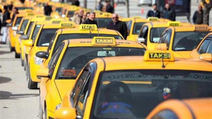 Taksi / Sarı olan şeyler