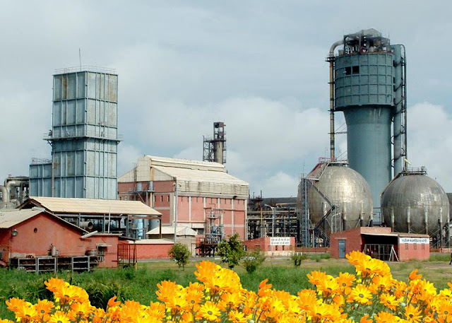 Fertilizer Plant of National Fertilizers Limited