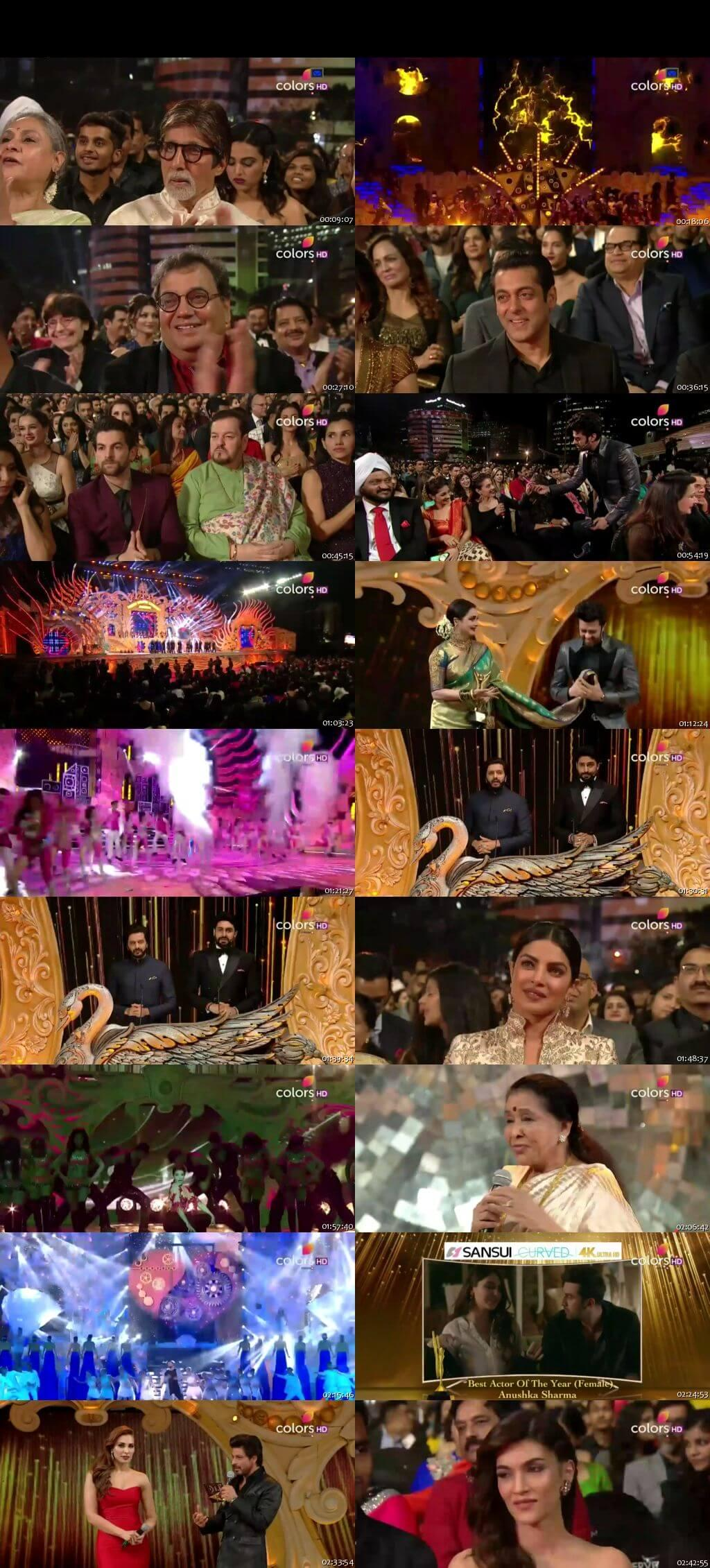 Screen Shot Sansui Colors Stardust Awards 2017 Full Show Download Free HDTV 720P 600MB HD
