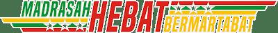 sebelumnya pernah menciptakan dan membuatkan unofficial logo  Logo Madrasah Hebat Bermartabat